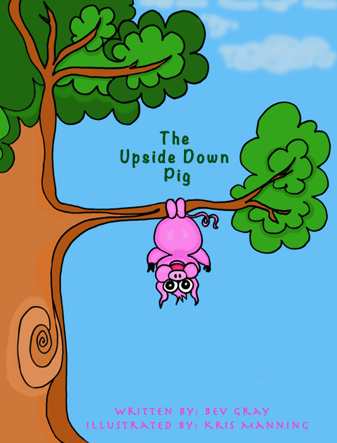 FINAL Upside Down Pig COVER